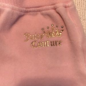 Pink Valore juicy couture sweatsuit